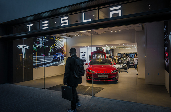 BDSwiss Login für Tesla LLP - Ermittlung