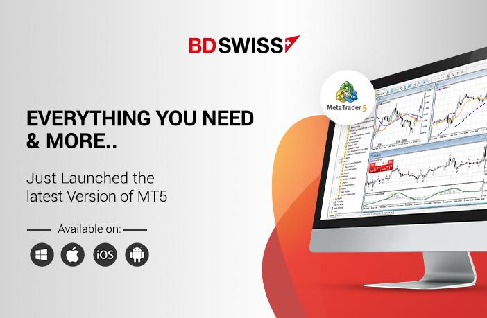 BDSwiss Launches the Latest MetaTrader 5 Platform | BDSwiss Blog